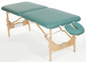 Pisces Productions New Wave II Hardwood Massage Table